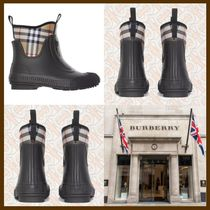 21AW◆洗練された佇まい◆BURBERRY◆Stretch Tulle Sock Boots