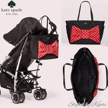 kate spade new york(ケイトスペード) マザーズバッグ 国内発送【KATE SPADE x Minnie Mouse】Bethany Diaper Bag
