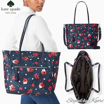 kate spade new york(ケイトスペード) マザーズバッグ 国内発送【KATE SPADE】Chelsea Whimsy Floral Baby Bag