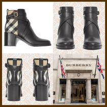 21AW◆大人の品格漂う◆BURBERRY◆House Check Boots