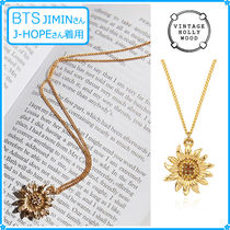 VINTAGE HOLLYWOOD(ヴィンテージハリウッド) ネックレス・チョーカー 【VINTAGE HOLLYWOOD】Vintage Sunflower Necklace〜ネックレス