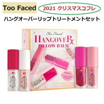 【Too Faced】Hangover Pillow Balmリップトリートメントセット