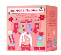 Benefit☆The More The Merrier Makeup Holiday Advent Calendar