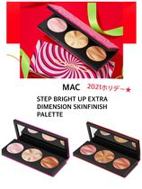 〈MAC〉★2021ホリデー★STEP BRIGHTUP EXTRA DIMENSION PALETTE