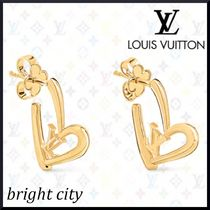 ★LOUIS VUITTON / ルイヴィトン★ FALL IN LOVE HEART PMピアス