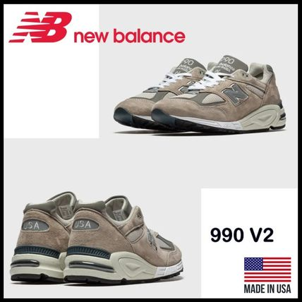New Balance 990 V2 made in USA M990GY2
