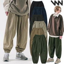 ★WV PROJECT★パンツ Lowky(fw) banding jogger pants JJLP7529