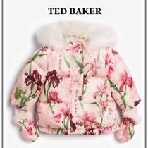 TED BAKER(テッドベーカー) べビーアウター 国内発送 Baker by Ted Baker 花柄 ダウンジャケット コート
