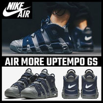 【NIKE】大人OK!キッズ AIR MORE UPTEMPO GS モアテン