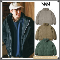 WV PROJECTのMonster duckdown parka 全4色