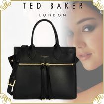 TED BAKER(テッドベーカー) ハンドバッグ 21AW 2WAY 関税込み【TED BAKER】REGINAA ハンドバッグ 大人気