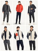 DKNY(ディーケーエヌワイ) ジャケットその他 ( NEW / 日本未上陸 ) QUILTED REVERSIBLE SHERPA JACKET