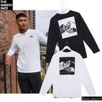 【THE NORTH FACE】Mountain Graphic ロンT