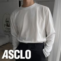 ASCLO(エジュクロ) Tシャツ・カットソー ASCLO Wrinkle Free Long Sleeve T Shirt (15color)