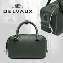 【DELVAUX】Cool Box Mini On The Track ハンドバッグ