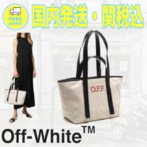 【OFF-WHITE】関税込  Small  トート バッグ