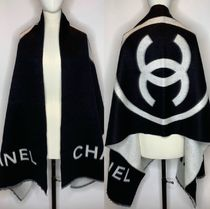 ACT FAST★2021B CHANEL★CHANEL CASHMERE SHAWL