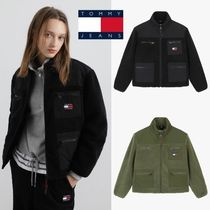 ☆ TOMMY JEANS ☆ シェルパジャケット ☆