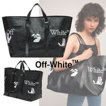 FW21新作【関税込】Off-White♪COMMERCIAL 66 トートバッグ♪