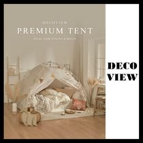 DECO VIEW ☆ プレミアムワンタッチ暖房テント (HOME CAMP TEN)