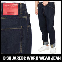 【D SQUARED2】WORK WEAR JEAN ディースクエアード