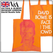 Victoria&Albert(ヴィクトリア&アルバート) エコバッグ 英国V&A Museum 限定トート デヴィッド・ボウイ David Bowie is