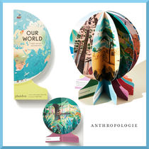 ☆Anthropologie☆ 『Our World』絵本