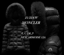 MONCLER(モンクレール) キッズアウター 大人OK♪【MONCLER】フォックスファー付ダウンNEW ARMOISE☆14A
