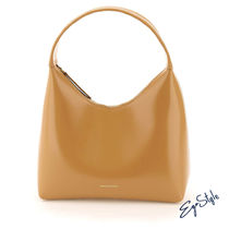 BRUSHED LEATHER CANDY BAG