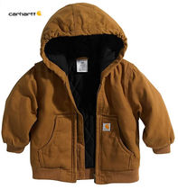 Carhartt★Baby Boys' Active Jac Flannel Quilt(6~24M)追跡付き