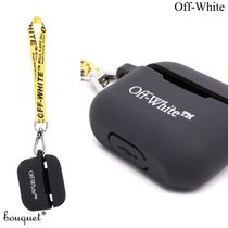 *Off-White*ロゴ AirPods Pro ケース