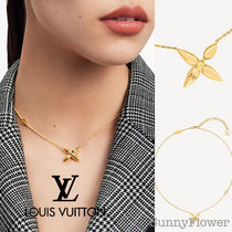 Louis Vuitton コリエ・ルイゼット ネックレス