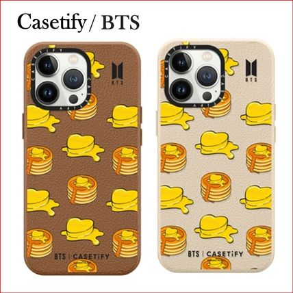 CASETiFY BTS BUTTER iPhone 13pro ケース バター パンケーキ