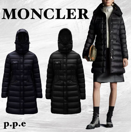 21AW * MONCLER *モンクレール LONG DOWN JACKTS【 Hermine 】