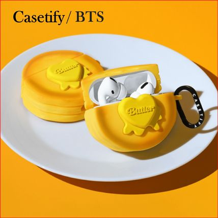 CASETiFY BTS BUTTER AirPods Pro ケース バター パンケーキ