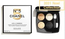 CHANEL(シャネル) アイメイク CHANEL 2021Noel les 4ombres No.5 (パリ発/追跡付き)