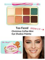 〈Too Faced 〉★2021ホリデー★ Christmas Coffee Mini Palette