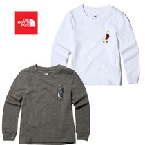 【THE NORTH FACE】K'S RIMO L/S R/TEE