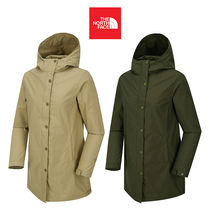 【THE NORTH FACE】W'S COMPACT COAT