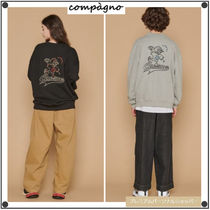 CPGN STUDIOのRugby comme embroidery MTM 全2色