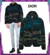 【DIOR】 DIOR AND PETER DOIG ジップブルゾン