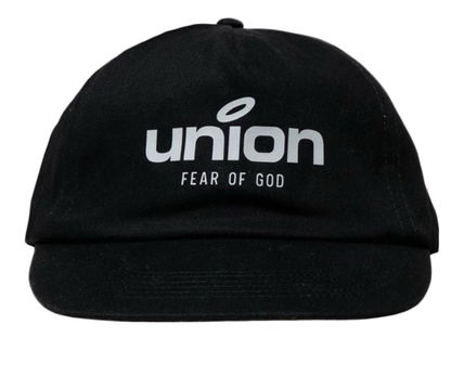 Fear of God x Union 30 Year Panel Hat