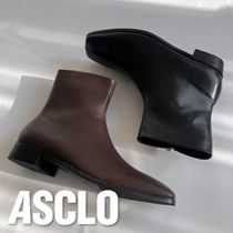 Incision Western Chelsea Boots (2color)