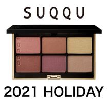 ☆ SUQQU ☆2021 ホリデー限定☆パウダー ブラッシュ コンパクト