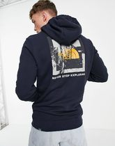 The North Face Back Box Hoodie