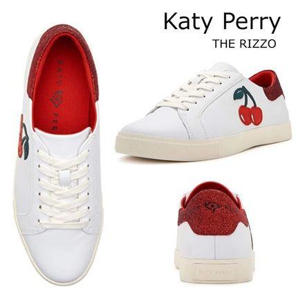 【Katy Perry】THE RIZZO★チェリー スニーカー