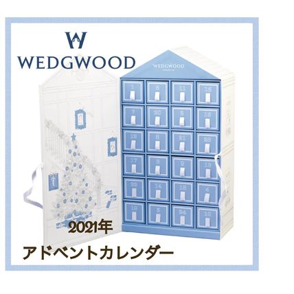 【WEDGWOOD】 Annual Edition 2021数限定☆アドベントカレンダー
