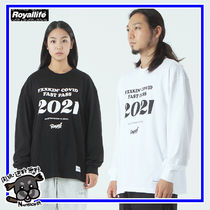 【ROYALLIFE】FAST PASS EVERY DAY LONG SLEEVE ロンT