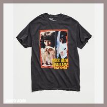 Urban Outfitters(アーバンアウトフィッターズ) Tシャツ・カットソー ■Urban Outfitters■Pulp Fiction ミア・ウォレス Tシャツ