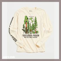 Urban Outfitters(アーバンアウトフィッターズ) Tシャツ・カットソー ■Urban Outfitters■Parks Project パークス 長袖  Tシャツ